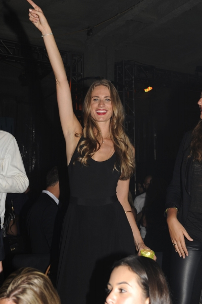 Photo Flash: Bernadette Peters, Emmy Rossum, Donna Karan and More at DKNY25 Birthday Bash