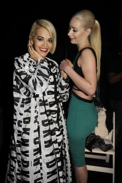 Rita Ora, Iggy Azalea Photo