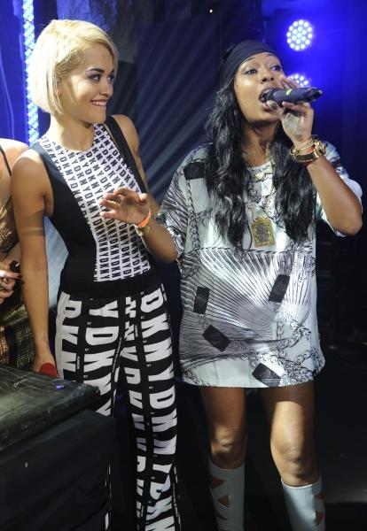 Rita Ora, Melanie Fiona