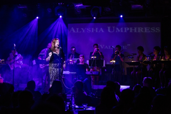 Photo Coverage: Lena Hall, Keala Settle & More in BROADWAY SINGS AMY WINEHOUSE!