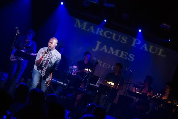 Marcus Paul James