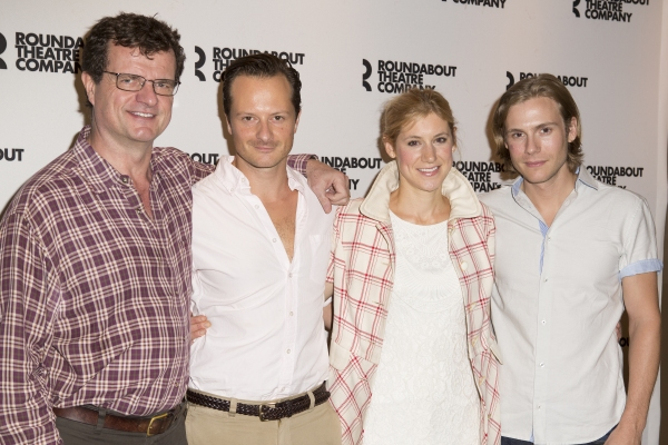 Photo Coverage: Roundabout Theatre Kicks Off Season with Casts of THE WINSLOW BOY, BAD JEWS & More!