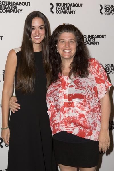 Meghan Kennedy and Sheryl Kaller