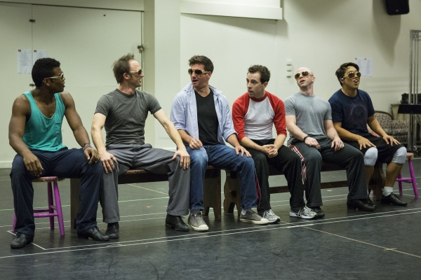 Max Kumangai, Matt Allen, David Josefsberg, Rob McClure, Grady McLeod Bowman and Raymond Lee