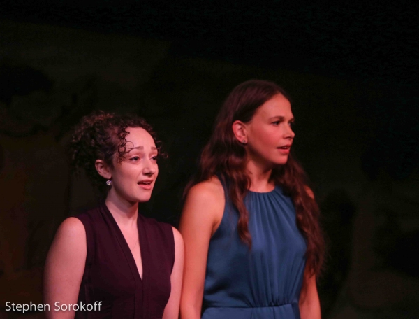 Megan McGinnis & Sutton Foster