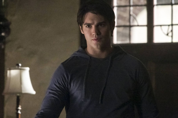 The Vampire Diaries -- I Know What You Did Last Summer Pictured: Steven R. McQueen as Jeremy Photo: Annette Brown/The CW