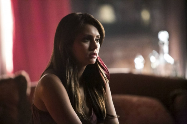 The Vampire Diaries -- I Know What You Did Last Summer Pictured: Nina Dobrev as Elena Photo: Annette Brown/The CW