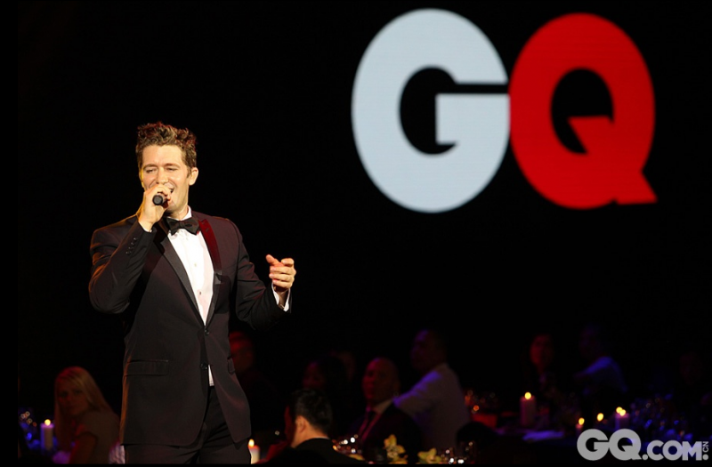 Morrison Performs At GQ MEN OF THE YEAR Awards
