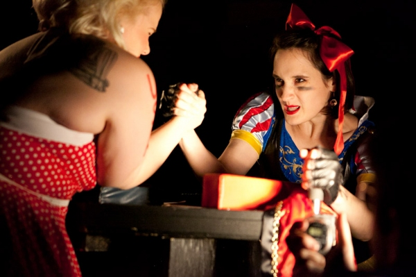 Photo Flash: Sneak Peek at CLLAW XVII: THE DAY OF THE DEAD at Sideshow Theatre