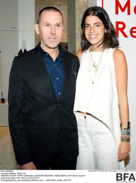Photo Flash: Leandra Medine and More at MAN REPELLER: SEEKING LOVE AND FINDING OVERALLS Party