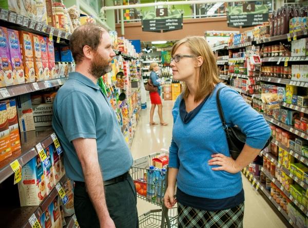 Sam Hagen and Erin Stewart Photo