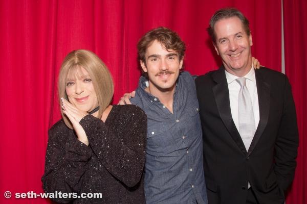 Steven Brinberg, Erik Altemus and Chris Denny Photo