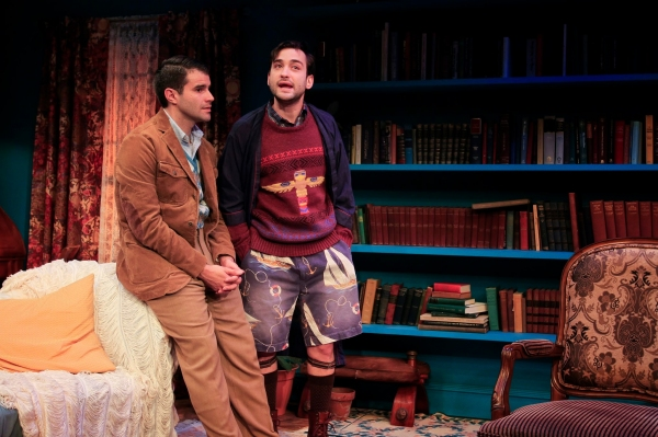 Bernardo Cubria and Teddy Bergman