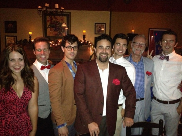 BWW Blog: Brandon Davidson of MY FAIR LADY - Opening Night!