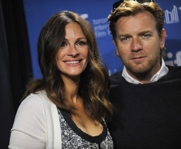 Photo Coverage: Julia Roberts & More at AUGUST: OSAGE COUNTY TIFF Photo Call