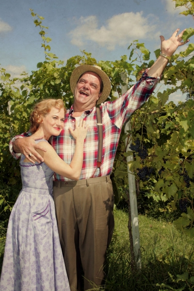Photo Flash: Sneak Peek at Mamie Parris, Bill Nolte and More in Goodspeed's THE MOST HAPPY FELLA