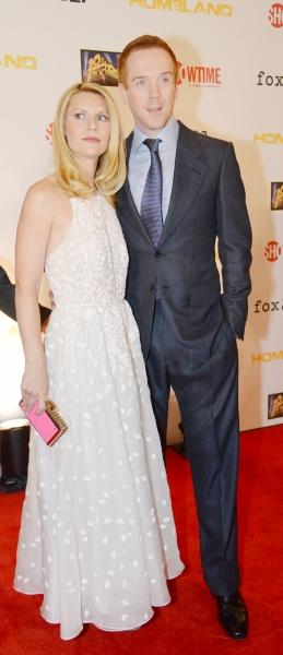 Claire Danes, Damian Lewis Photo