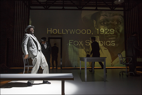 Review: FETCH CLAY, MAKE MAN Unmasks Two Racial Icons