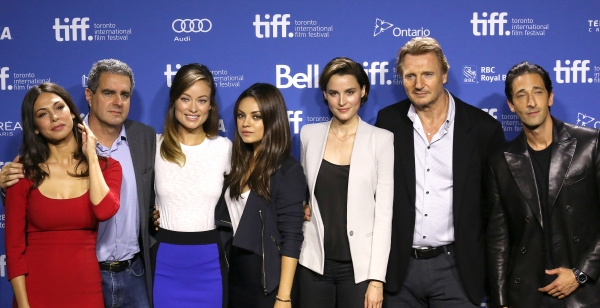 Photo Coverage: TIFF Photo Call for Paul Haggis' THIRD PERSON