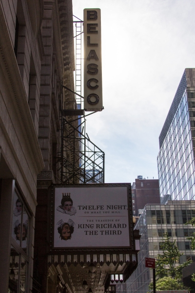 Up on the Marquee: TWELFTH NIGHT and RICHARD III