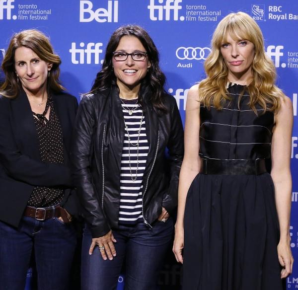 Nicole Holofcener, Julia Louis-Dreyfus and  Toni Collette Photo