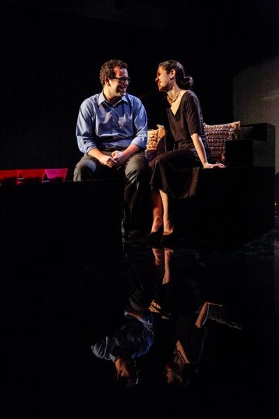 Matt Bittner as Craig and Aamira Welthy as Melody