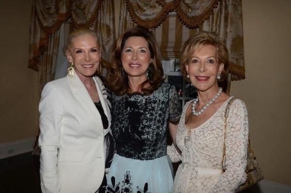 Michele Herbert, Ann Van Ness, Anka Palitz
