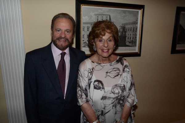 Barry and Fran Weissler