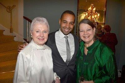 Elaine Brodey, Aubrey Lynch, Cynthia Fisher