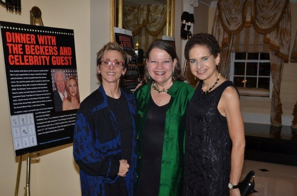 Ann Marie De Angelo, Cynthia Fisher, Amy Adler