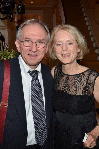 David Morris, Mary Elaine Morris Photo