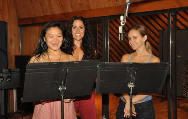 Kristen Faith Oei, Michelle Dawson and Cass Christopher Photo