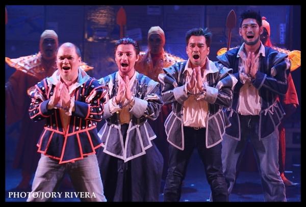 Photo Coverage: LORENZO, A New Rock Musical
