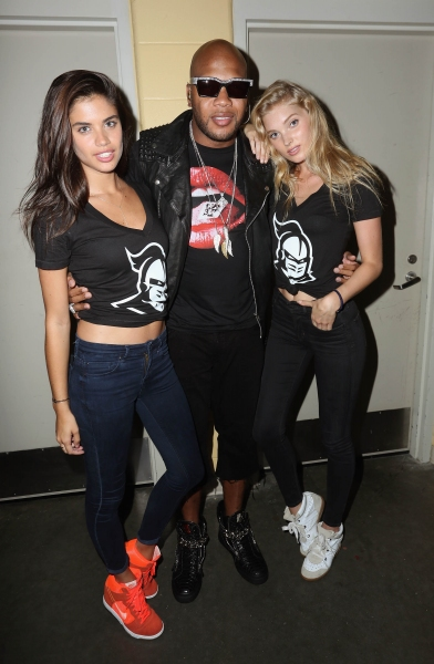 Photo Flash: Victoria's Secret and Flo Rida Celebrate PINK Nation Campus Party at Central Florida