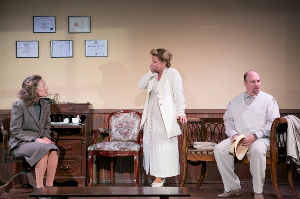 Photo Flash First Look At Miners Alley Playhouse 39 S I Never Promised You A Rose Garden