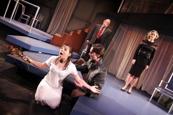BWW Reviews: Classical Theatre Company's Edward Snowden Inspired HAMLET Works