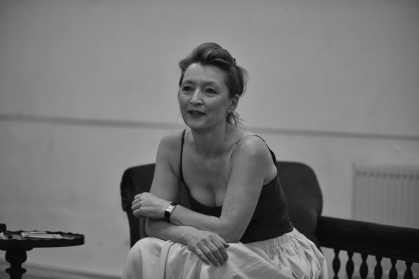 Photo Flash: Sneak Peek at Richard Eyre, Lesley Manville & More in Rehearsals for GHOSTS at the Almeida Theatre