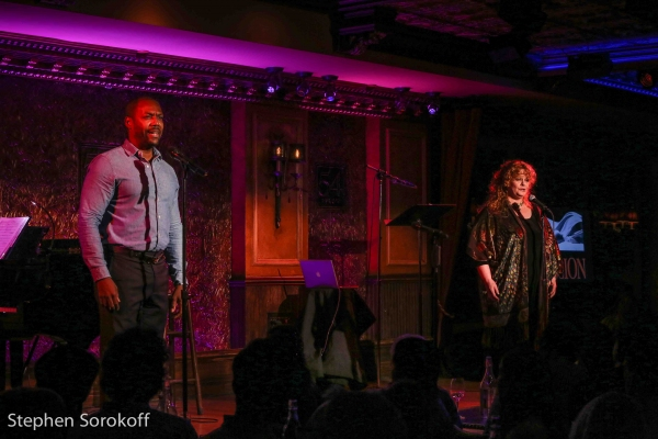 Photo Coverage: Alice Ripley & More in SONDHEIM UNPLUGGED at 54 Below