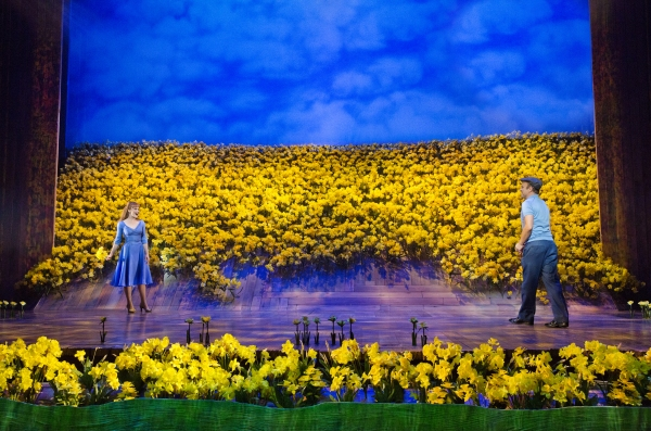 Photo Flash: First Look at Norbert Leo Butz, Kate Baldwin & More in BIG FISH on Broadway!