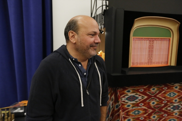 Photo Flash: Adam Jacobs and Courtney Reed to Star in Broadway-Bound ALADDIN; Get a Sneak Peek at Rehearsals in NYC!