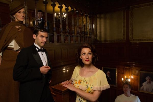 Photo Flash: Meet the Cast of Pioneer Theatre's SOMETHING'S AFOOT