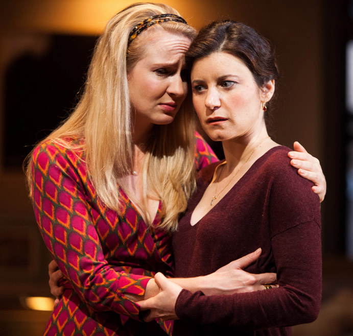 BWW Reviews: Lesbian Couple Conspires to Create a Child in Ethan Coen's 1st Full-Length Play WOMEN OR NOTHING