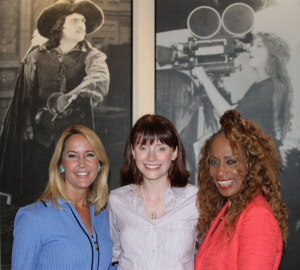 Erin Murphy, Bryce Dallas Howard and Sandra Lord  Photo