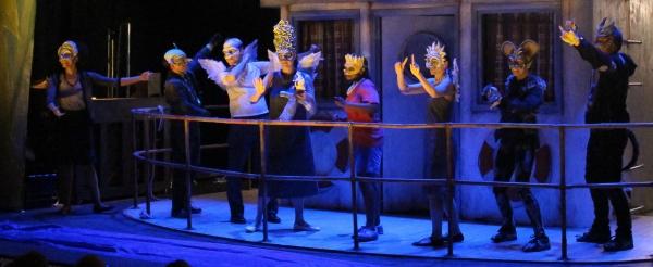 Photos: Inside Opening Night of Playwrights Horizons' MR. BURNS