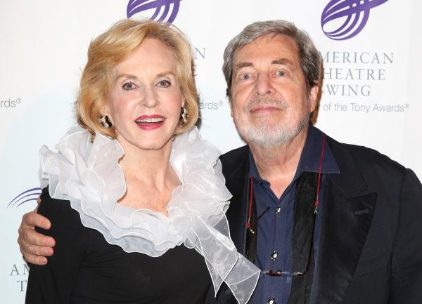 Pia Lindstrom and Tony Walton