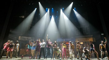 BWW Reviews: Walnut Street Theatre Captivates Audiences with IN THE HEIGHTS