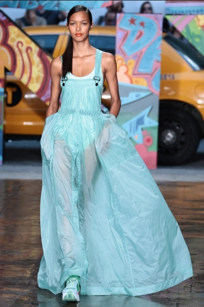 Photo Coverage: DKNY S/S 2014 Collection Preview!