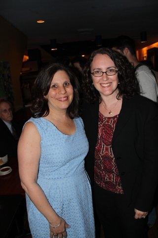 Stephanie Klapper & Rachel Reiner