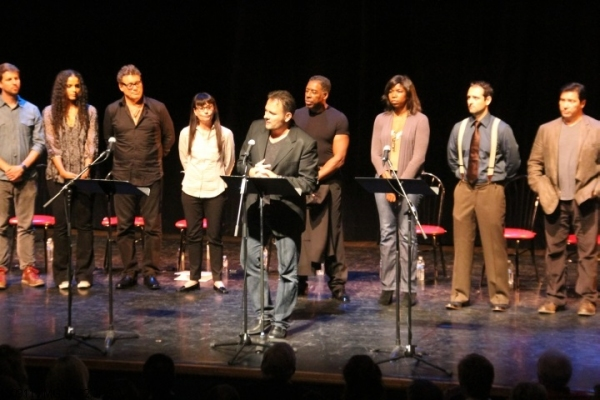 Photo Flash: Diane Venora, Dash Mihok, Jon Heder and More Commemorate 9/11 in 110 STORIES