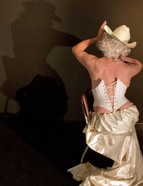 Photo Flash: Sneak Peek at the Star of Cutting Ball Theater's SIDEWINDERS